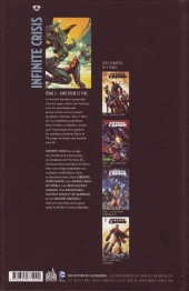 Verso de Infinite Crisis (Urban Comics) -2- Unis pour le pire