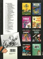 Verso de Spirou et Fantasio -31b88- La boîte noire