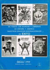 Verso de Estela Plateada (The Silver Surfer) -8- Ataca el fantasma