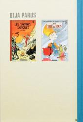 Verso de Spirou et Fantasio -2- (Divers) -Lion3- 20 couvertures pour Spirou et Fantasio