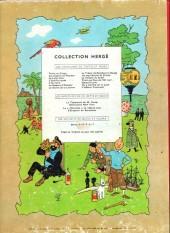 Verso de Tintin (Historique) -2B20- Tintin au congo