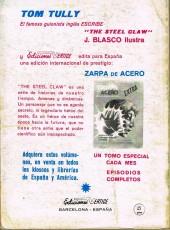 Verso de Capitán América (Vol. 1) -2- ¡ Capturado !
