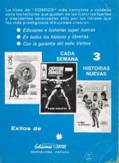 Verso de Capitán América (Vol. 1) -3- El origen del Capitán América