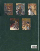 Verso de La quête de l'oiseau du temps -1d1998- La conque de Ramor