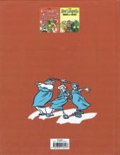 Verso de Aimé Lacapelle -3- Poules rebelles
