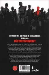Verso de Walking Dead -11b- Les chasseurs
