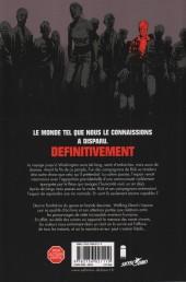 Verso de Walking Dead -12a2011- Un monde parfait