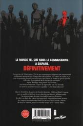 Verso de Walking Dead -13a- Point de non-retour