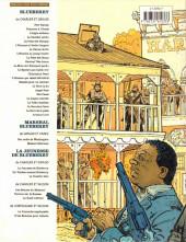 Verso de Blueberry (La Jeunesse de) -8- Trois hommes pour Atlanta