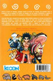 Verso de Animal Kingdom -9- Tome 9
