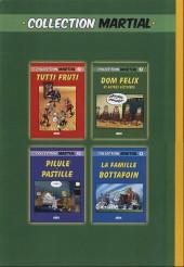 Verso de Dom Félix - Dom Félix et autres histoires
