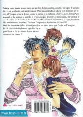 Verso de Le premier Amour du bad boy ! - Le Premier Amour du bad boy !
