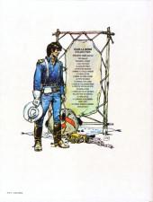 Verso de Blueberry (La Jeunesse de) -3- Cavalier bleu