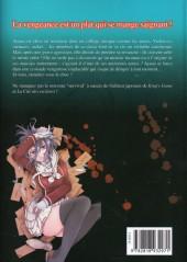 Verso de Revenge Classroom -1- Tome 1