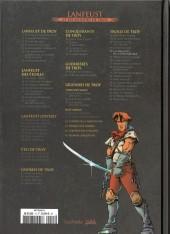 Verso de Lanfeust et les mondes de Troy - La collection (Hachette) -50- Trolls de Troy - Les maléfices de la thaumaturge