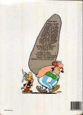 Verso de Astérix (Hors Série) -C01c1986- Les 12 Travaux d'Astérix
