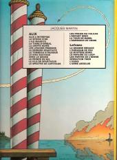 Verso de Lefranc -8a1983- L'arme absolue