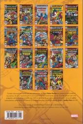 Verso de Spider-Man Team-Up (L'Intégrale) -5INT- L'integrale 1977-1978