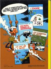 Verso de Les petits hommes -5- L'œil du Cyclope