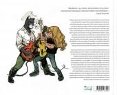 Verso de (AUT) Guarnido - Freaky Project