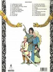 Verso de Thorgal -1c95- La Magicienne trahie
