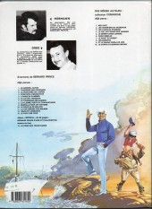 Verso de Bernard Prince -13b1989- Le port des fous