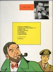 Verso de Blake et Mortimer (Historique) -5d74'- La marque jaune