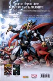 Verso de Avengers (Marvel Deluxe) - Vision du futur