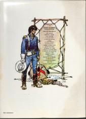 Verso de Blueberry -6b1979- L'homme à l'étoile d'argent
