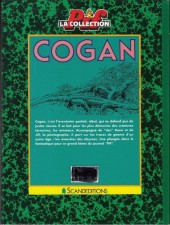 Verso de Cogan -3- Les monstres des abysses