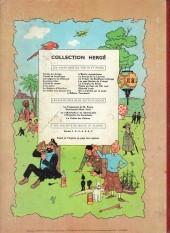 Verso de Tintin (Historique) -5B23- Le lotus bleu