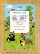 Verso de Tintin (Historique) -10B27b- L'étoile mystérieuse