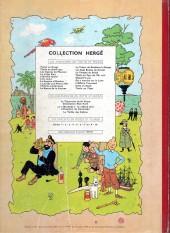 Verso de Tintin (Historique) -16B31- Objectif lune