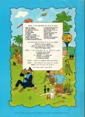 Verso de Jo, Zette et Jocko (Les Aventures de) -1B40- Le testament de M. Pump
