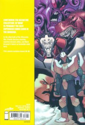 Verso de Invincible: The Ultimate Collection (2003) -INT08- Volume 8