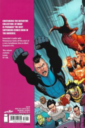 Verso de Invincible: The Ultimate Collection (2003) -INT09- Volume 9