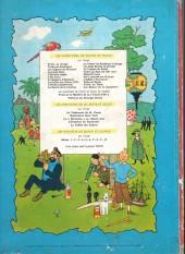 Verso de Jo, Zette et Jocko (Les Aventures de) -2B35b- Destination New-York