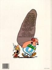 Verso de Astérix -15b88- La zizanie