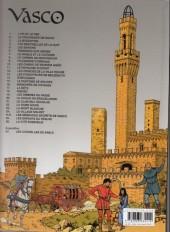 Verso de Vasco -26- La cité ensevelie
