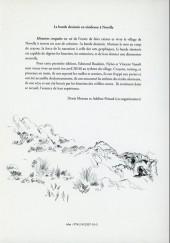 Verso de Novella - Histoires croquées