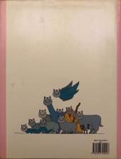 Verso de Le chat -3- La Vengeance du Chat