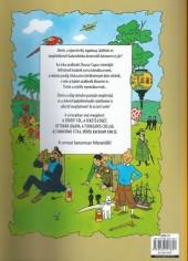 Verso de Tintin (en langues étrangères) -14Hongrois- A naptemplom