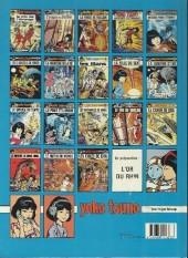 Verso de Yoko Tsuno -10a91- La lumière d'ixo