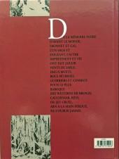 Verso de Arn -1c1995- La vengeance d'Arn