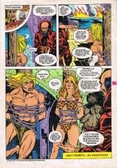 Verso de Ka-Zar, rey de la jungla escondida -1- ¡Retorno a la tierra salvaje!