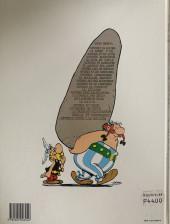 Verso de Astérix -20a89- Astérix en Corse