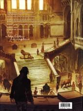 Verso de John Arthur Livingstone - Le Roi des singes -2- Tome 2