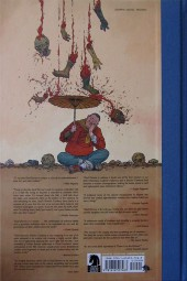 Verso de Shaolin Cowboy (The) (2013) -INT- Shemp Buffet