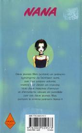 Verso de Nana -1- Volume 1