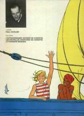 Verso de Corentin (Cuvelier) -5a1982- Le signe du cobra